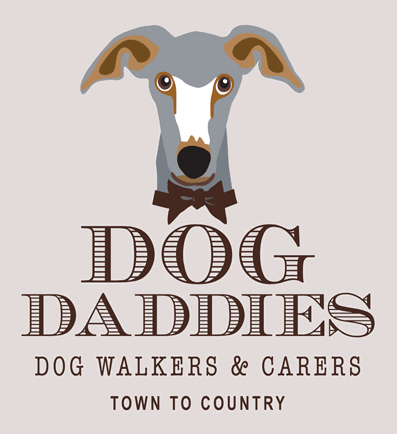 DogDaddies - Professional Dog Care Services London - Logo
